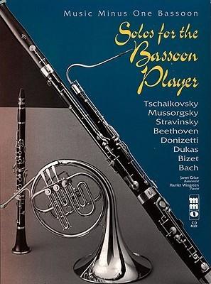 Solos for the Bassoon Hal Leonard Publishing Company