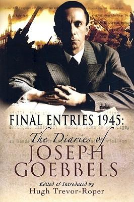 Die Tagebucher von Joseph Goebbels Joseph Goebbels