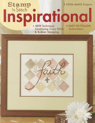Stamp n Stitch Inspirational Leisure Arts, Inc.