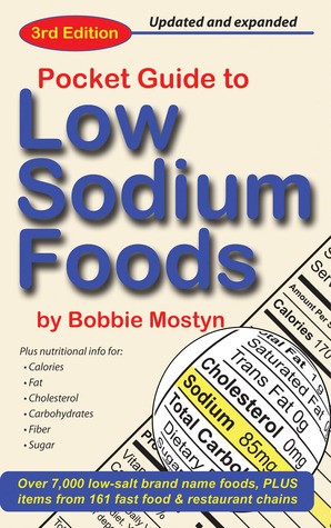 Pocket Guide to Low Sodium Foods  by  Bobbie Mostyn