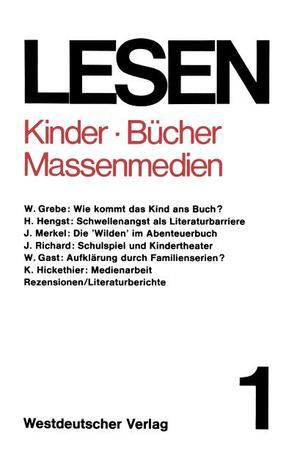 Kinder Bucher Massenmedien Karl W. Bauer