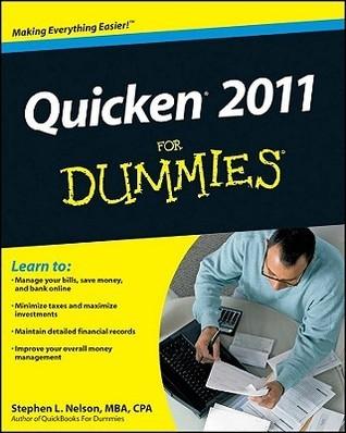 Quicken 2011 for Dummies Stephen L. Nelson