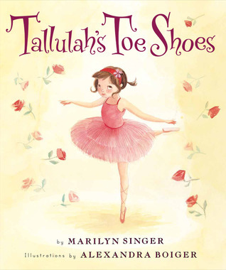 Tallulahs Toe Shoes Marilyn Singer