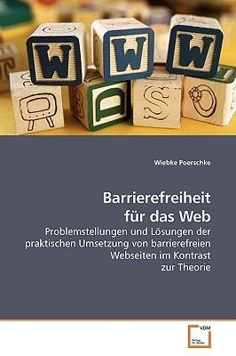 Barrierefreiheit Fr Das Web Wiebke Poerschke