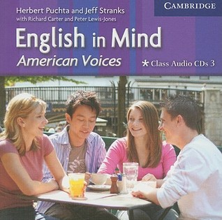 English in Mind 3: American Voices  by  Herbert Puchta