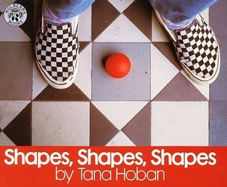 Shapes, Shapes, Shapes  by  T. Hoban