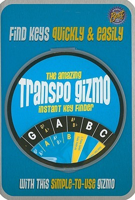 The Amazing Transpo Gizmo Instant Key Finder  by  Amsco Publications