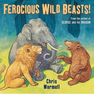 Ferocious Wild Beasts!. Chris Wormell  by  Christopher Wormell