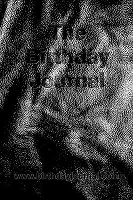 The Birthday Journal: WWW.Birthdayjournal.com  by  William J. Gyarfas Jr.