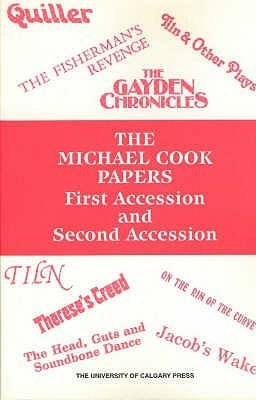 The Michael Cook Papers, First Accession And Second Accession: An Inventory Of The Archive At The University Of Calgary Library  by  Chevrefils M