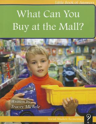 What Can You Buy at the Mall? Tracey Michele