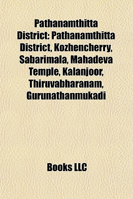 Pathanamthitta District: Inferno Books LLC