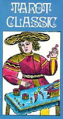 Tarot Classic Fortune-Teller Deck  by  Stuart Kaplan