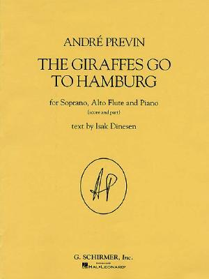The Giraffes Go to Hamburg: Score and Parts André Previn