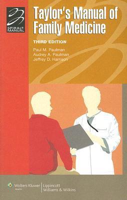 Taylor. Manual de diagnóstico diferencial Paul M. Paulman