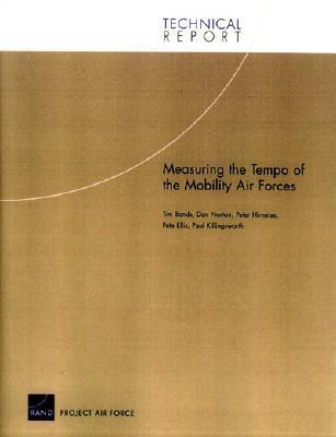 Measuring the Tempo of the Mobility Air Forces  by  Tim Bonds