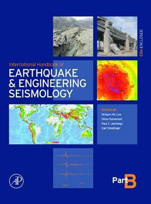Handbook of Earthquake and Engineering Seismology  by  William H.K. Lee