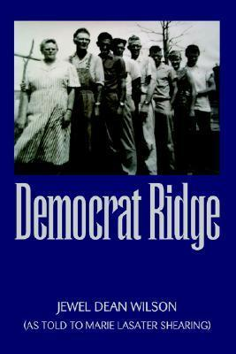 Democrat Ridge Jewel Wilson
