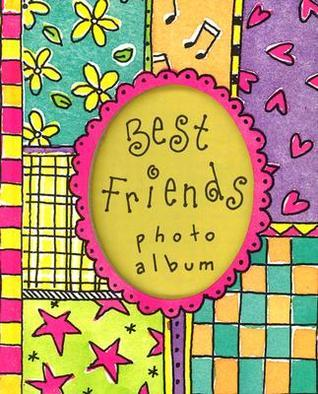 Best Friends Petite Photo Album  by  Kerren Barbas