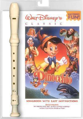 Pinocchio: Book/Instrument Pack Hal Leonard Publishing Company
