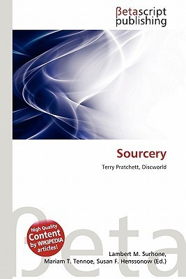 Sourcery  by  NOT A BOOK