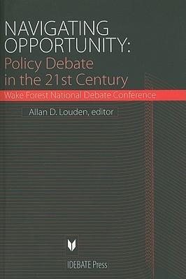 Presidential Debates: Auditioning for Leadership  by  Allan D. Louden