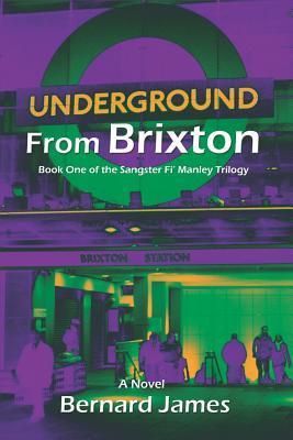 Underground from Brixton  by  Bernard   James