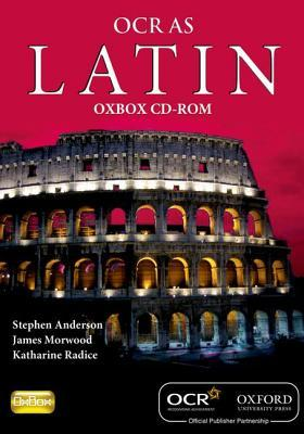 Latin for OCR as Oxbox CD-ROM James Morwood