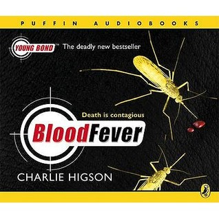 Bloodfever  by  Charlie Higson