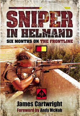 Sniper In Helmand  by  Jamie Cartwright