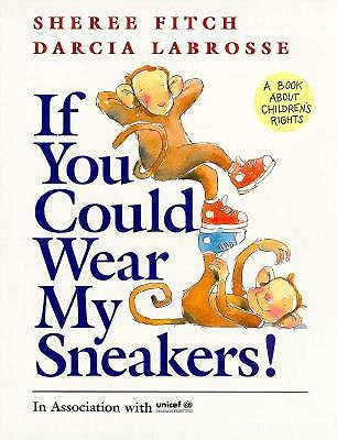 If You Could Wear My Sneakers!: Poems Sheree Fitch