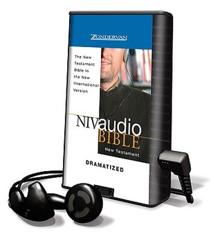 Niv Audio Bible, New Testament, Dramatized: Library Edition Anonymous