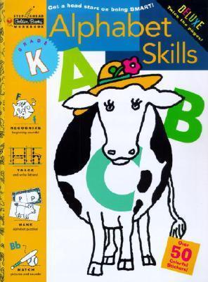 Alphabet Skills Golden Books
