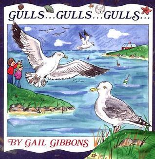 Gulls...gulls...gulls  by  Gail Gibbons