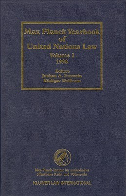 Yearbook of United Nations Law 1998 Jochen A. Frowein
