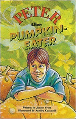 Peter the Pumpkin-Eater Wild and Wonderful  by  Janine Scott