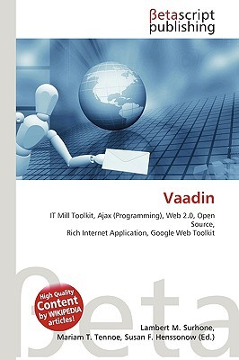Vaadin  by  NOT A BOOK