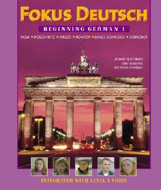 Fokus Deutsch: Beginning German 1  by  Annenberg