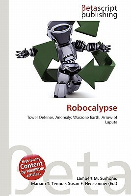 Robocalypse NOT A BOOK
