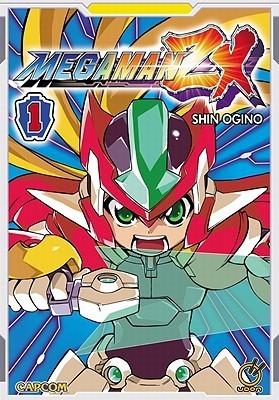 Mega Man ZX, Volume 1 Shin Ogino