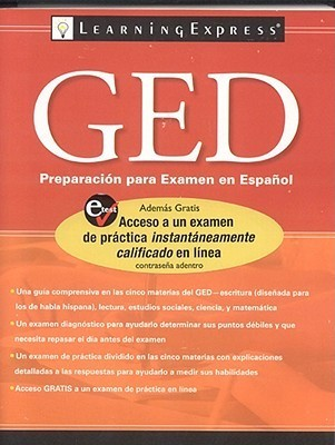 GED Preparacion Para Examen En Espanol  by  LearningExpress Editors