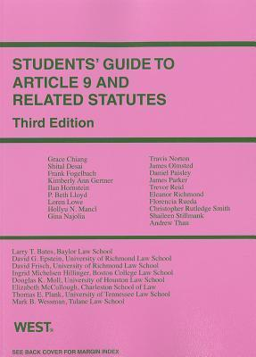 Epsteins Students Guide to Article 9 and Related Statutes, 3D  by  David G. Epstein