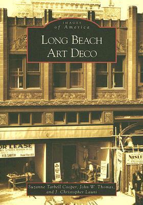 Long Beach Art Deco  by  John W. Thomas