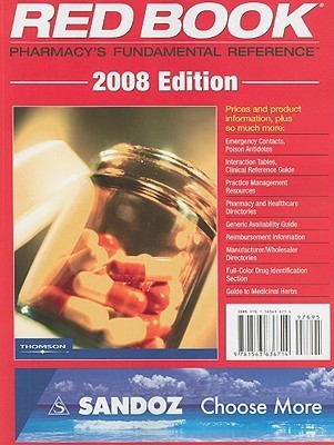 Red Book 2008  by  Physicians Desk Reference