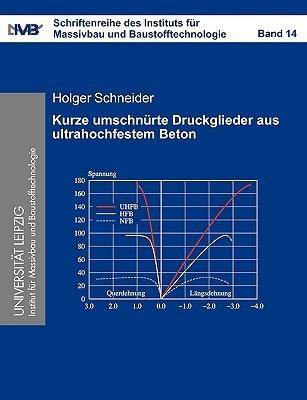Kurze, Umschnrte Druckglieder Aus Ultrahochfestem Beton Holger Schneider