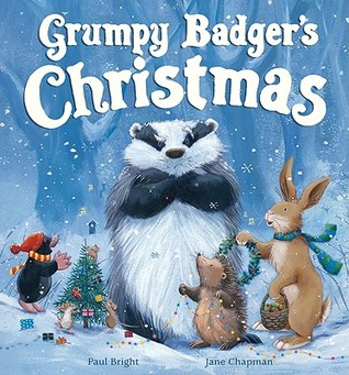 Grumpy Badgers Christmas  by  Paul Bright