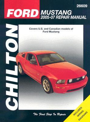 Ford Mustang: 2005 through 2007  by  Mike Stubblefield