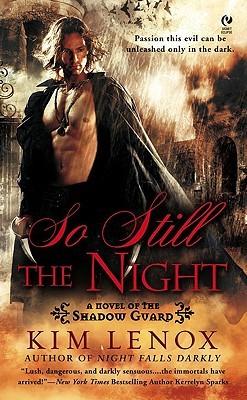Night Falls Darkly Kim Lenox