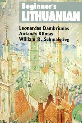 Beginners Lithuanian Leonardas Dambriunas