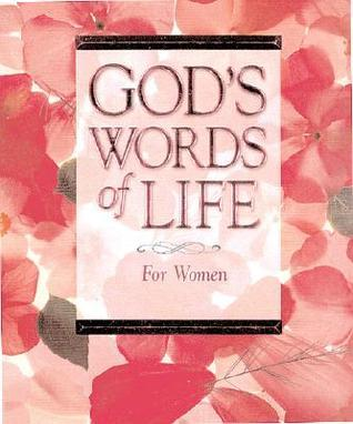 Gods Words Of Life For Women  by  Running Press